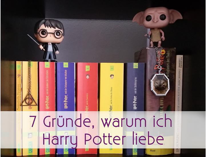 Harry Potter gründe
