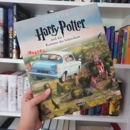 Harry Potter und die Kammer des Schreckens (Reread)