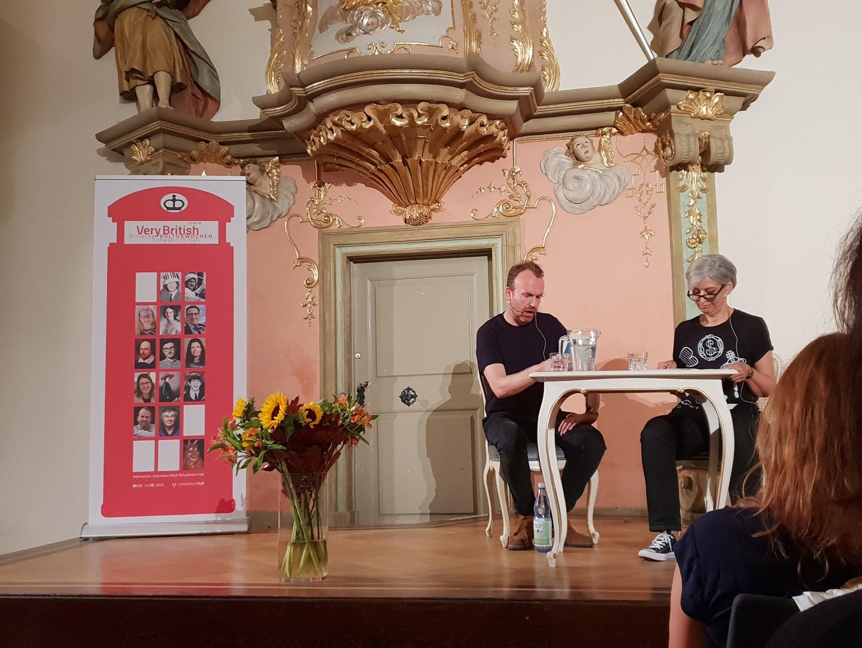 Matt Haig und Tatjana Kruse