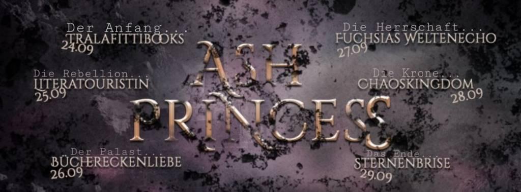 Blogtour zu Ash Princess