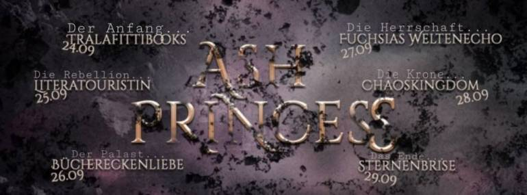 Blogtour zu Ash Princess