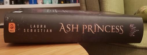 Rücken Ash Princess